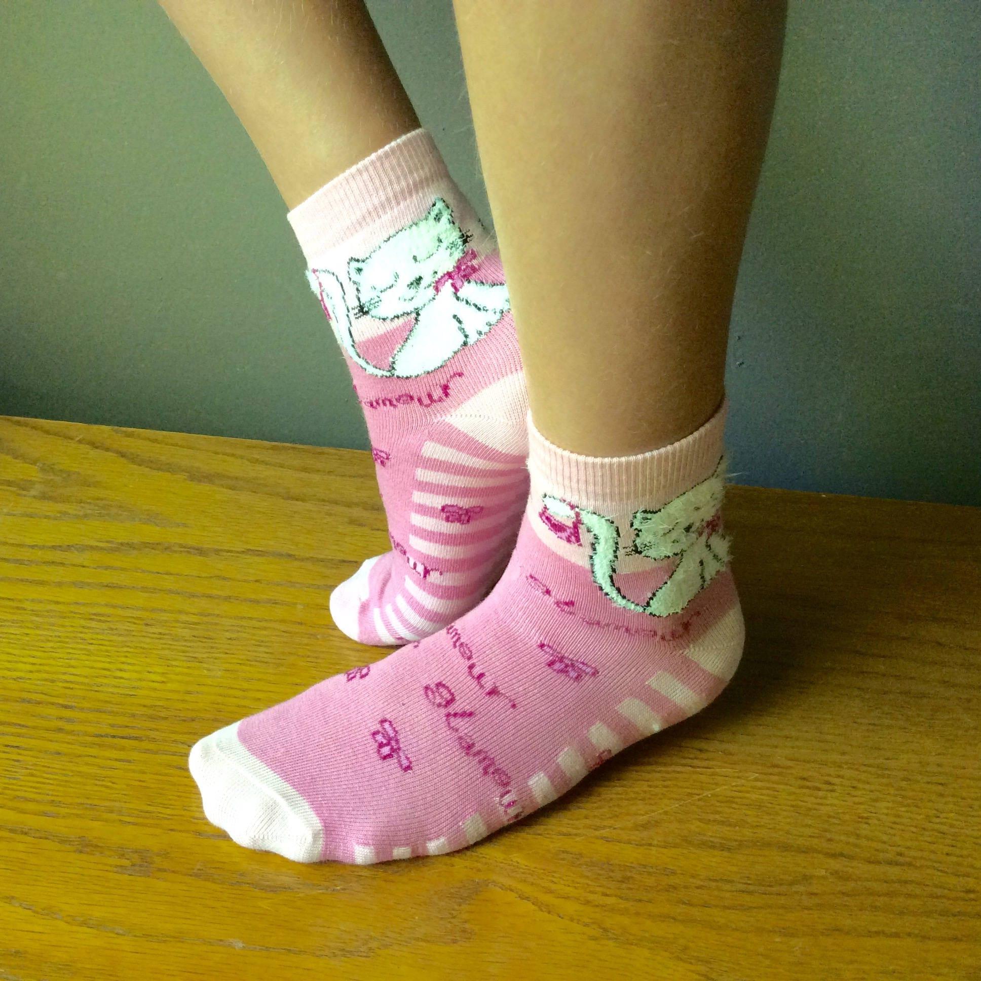 Socks girls in beautiful girls