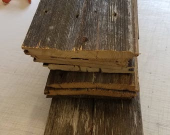 """Barn Board for Signs/Projects  1' x 7-7.5"""" wide"""