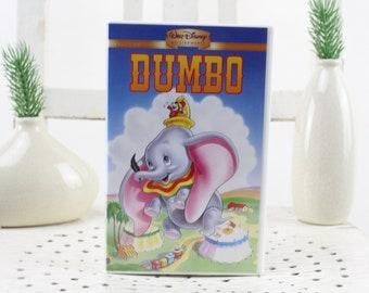 Vintage. Walt Disney  DUMBO Videocassette for Video Recorder Language: German