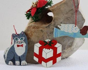 Decorazioni Natalizie Anni 50.Alberi Di Natale Vintage Etsy It