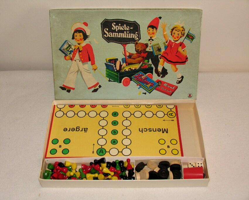 Brettspiele Aus Den 80ern