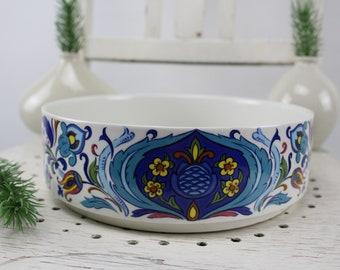 Vintage. Villeroy & Boch Izmir 1973 round bowl Ø 20.5 cm