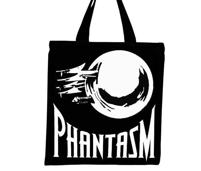 Phantasm Canvas Tote
