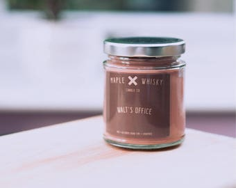 Walt's Office - 12oz Jar - Disney Scented Candle