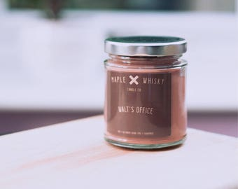 Walt's Office - 8oz Jar - Disney Scented Candle