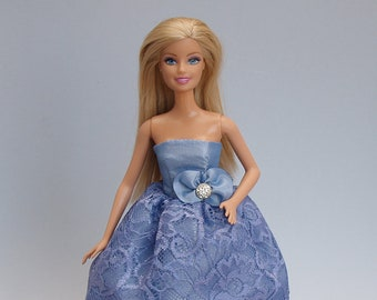 Ball gown - handmade Barbie clothes