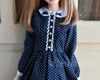 SD13 Polka Dot Dress