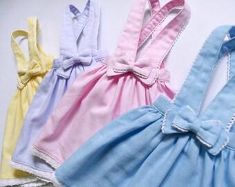 Pastel Color Jumper Skirt for SD13 BJD