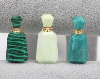 avon vintage jade perfume bottles