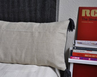 Handmade cushion cover - Linen/Cotton