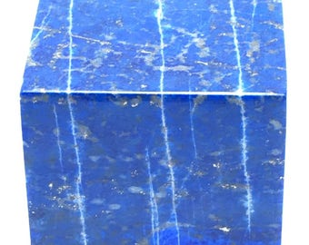 Lapis Lazuli Cube 37mm
