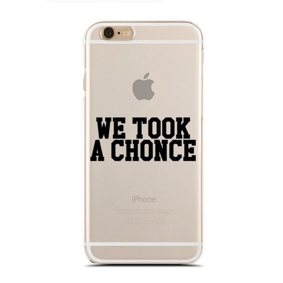 WTF Is A Chonce iphone case