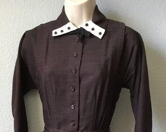 1950s Toni Todd Original dress