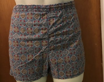 0fac941901d 1960s men s swim trunks