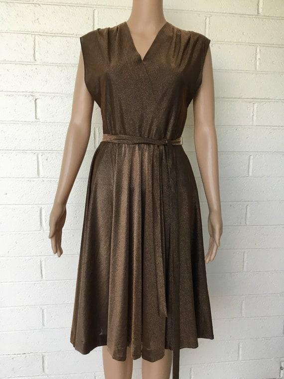 1970s JC Penneys pullover dress