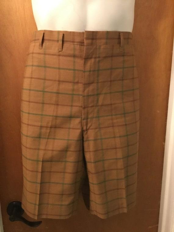 1970s men's shorts