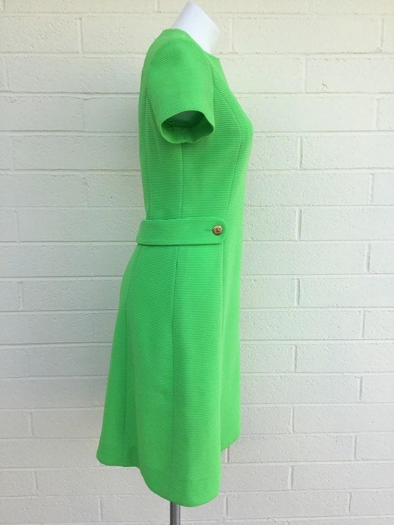 1970s vintage two piece dress - image 3