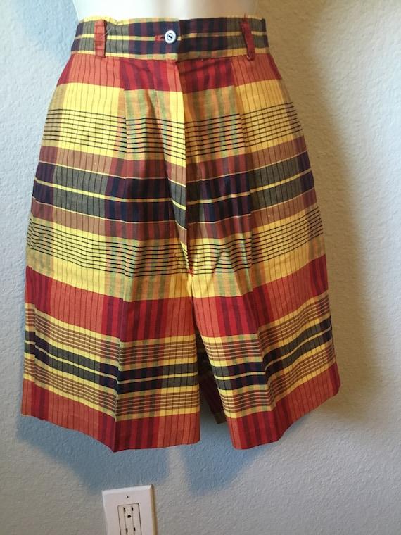 1950s ladies Bermuda shorts