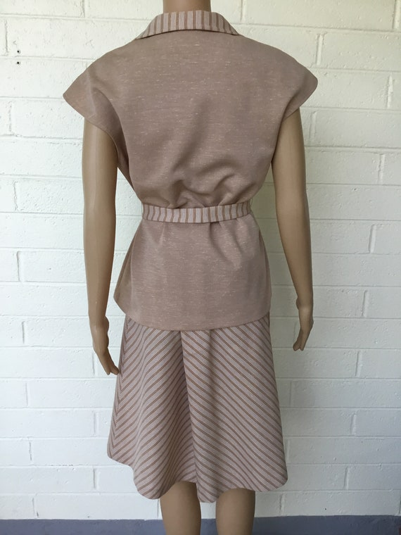 1970s two piece dress - image 4