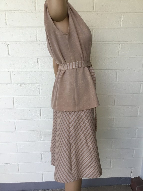 1970s two piece dress - image 3