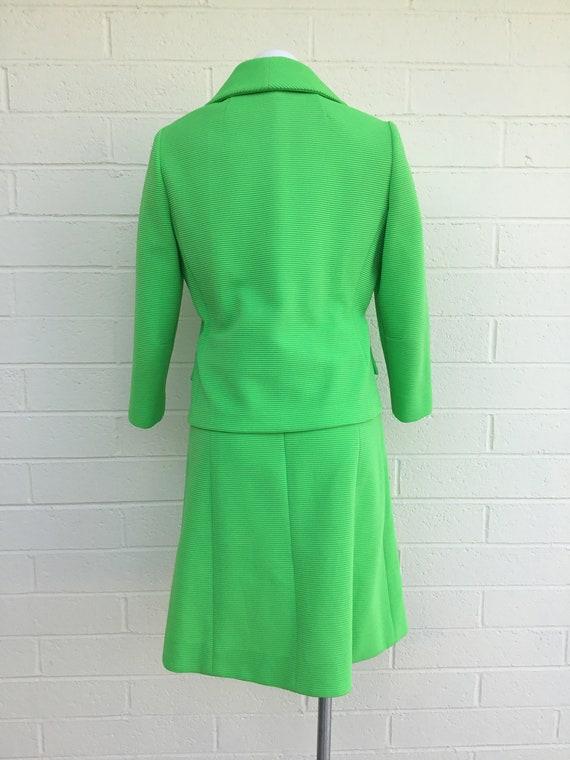 1970s vintage two piece dress - image 8