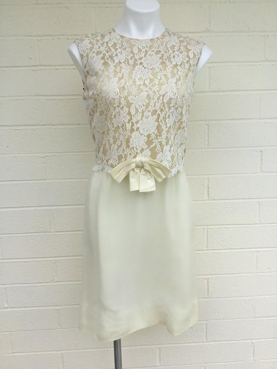 1960s Leslie Fay dress