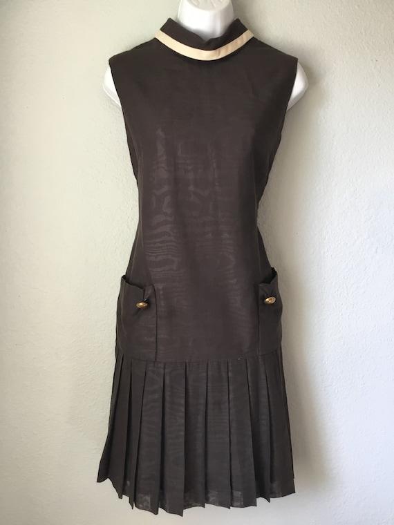 1960s vintage Leslie Fay dress