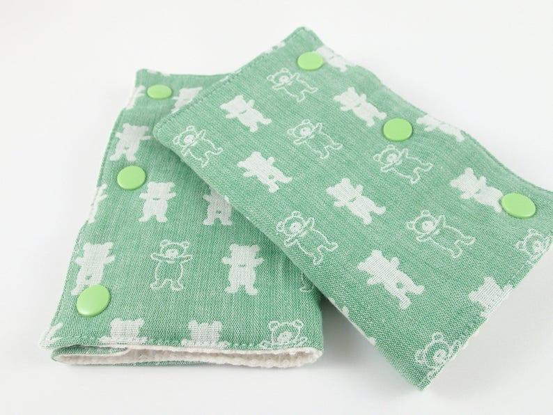 etsy ergo teething pads