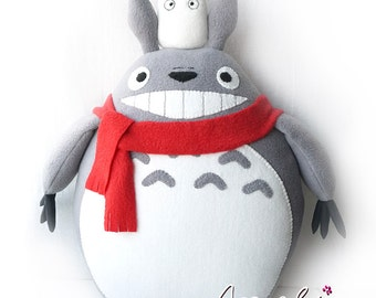 My Neighbor Totoro plush toy for kids Stuffed Toy Decorative pillow