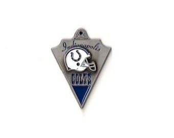 1 Indianapolis Colts Charm
