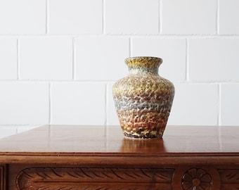 Bay Contura Vase 1960s, Mid Century Bay Ceramics
