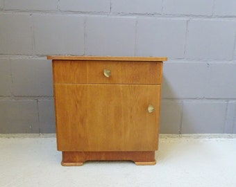 Night cabinet oak, small chest of drawers, bedside cupboards, bedside table