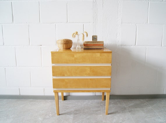 Mid Century Dresser, Nightstand, Sideboard, Bedside Table