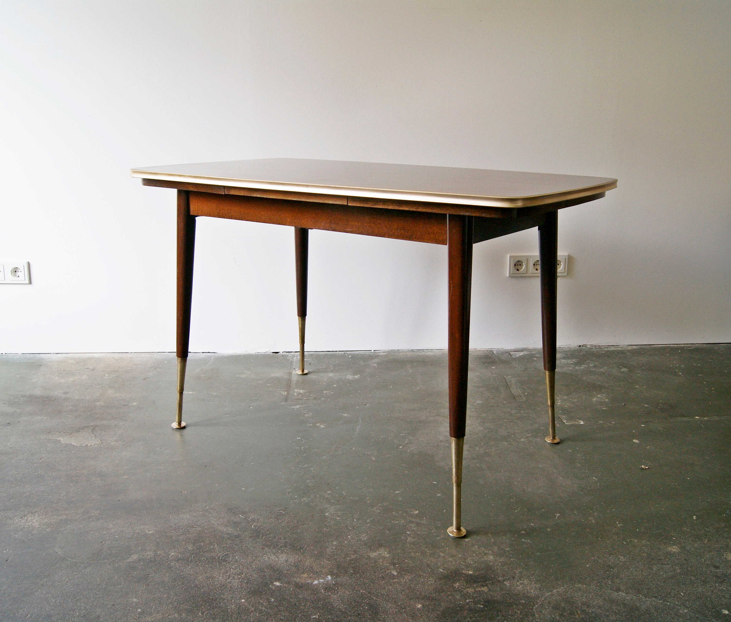- Mid Century Coffee Table Height Adjustable And Expandable, Coffee