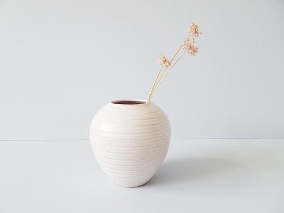 Waechtersbach vase Ursula Fesca Design, ball vase