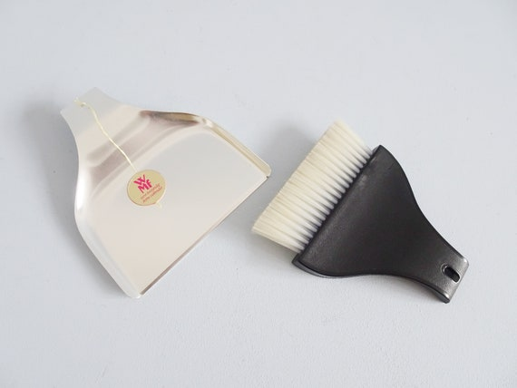 WMF Table Set, Hand Sweeper, Table Set, Sweeping Shovel and Hand Sweeper, Table Sweep Set