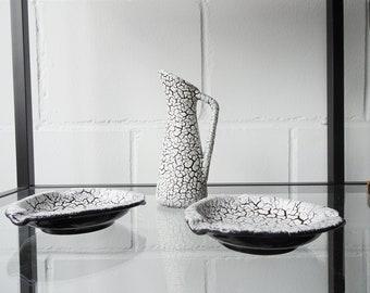 Jasba Cortina Vase and Ashtray