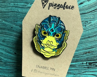 Shape of Water Gillman - Soft Enamel Pin