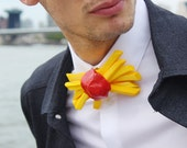 French Fries Tie Design Accessories Jewelry Rommydebommy Men Suit Bowtie Menswear Mensstyle Gentlemen Food Fries Fastfood Junkfood Ketchup