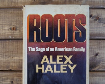 Roots - Alex Haley - 1976 - 1st Edition