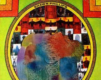 Shawn Phillips - Contribution - (1970) - Vinyl Album