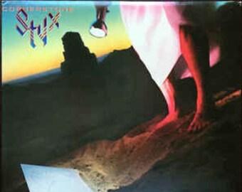 Styx - Cornerstone - (1979) - Vinyl Album