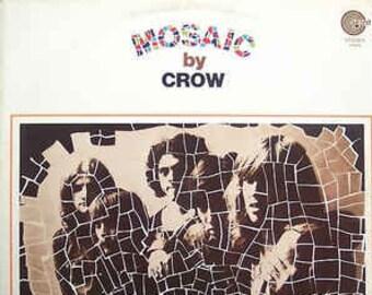 Crow - Mosaic - (1971) - Vinyl Album
