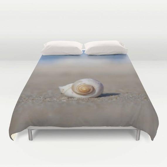 housse de couette nautique housse de couette de plage etsy. Black Bedroom Furniture Sets. Home Design Ideas