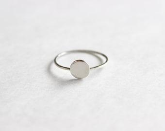 6315952548e60 Circle ring | Etsy