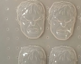 The Incredible Hulk Mold
