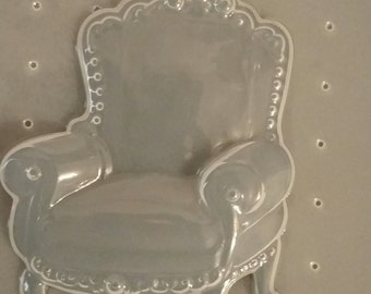 Antique Chair Mold