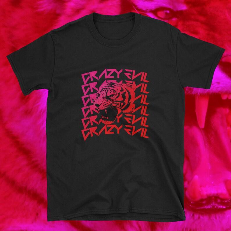 4745bd61 Mandy Shirt Crazy Evil Shirt Tiger Movie Shirt Nic Cage | Etsy