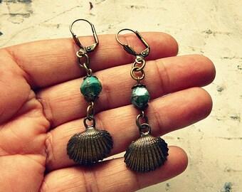 Sea Shell Earrings, Shell Jewlery, Sea Shell Jewelry, Shell Earings, Shell Jewelry, Shell Earrings, Seashell Gifts, Laguna Collection