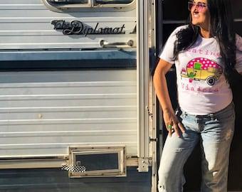 Latina Viajera / Latina Traveler RV Camper Mas Masa Edition